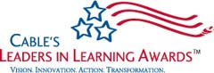 Leaders in Learning Awards logo