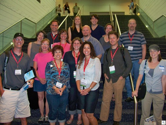2010 ISTE Edubloggercon Group Picture 2
