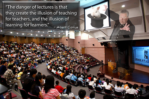 Illusionoflecture