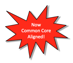 Now Common Core Aligned!