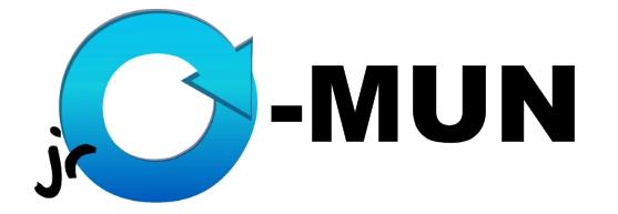 jrO-MUN Logo