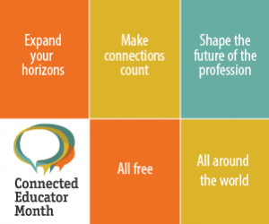 Connected Educator Month 2014