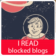 I read blocked blogs
