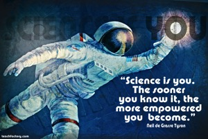 Science Is You