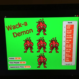 Wack-A-Demon