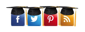 Social media higher ed