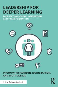 Leadership for Deeper Learning Book Cover