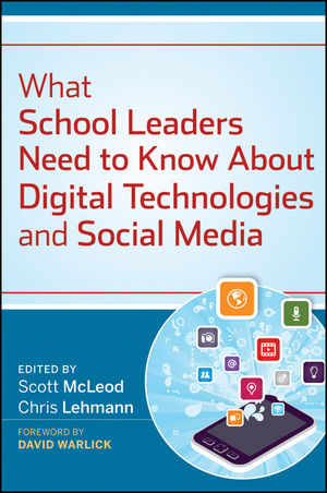 What School Leaders Need to Know About Digital Technologies and Social Media Book Cover