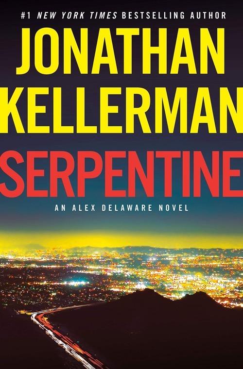 Serpentine, by Jonathan Kellerman